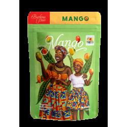 Prémiové  sušené mango odroda: Brooks