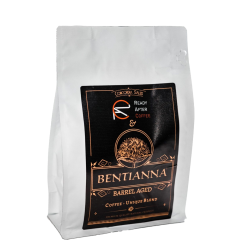 Barrel Aged Coffee – BENTIANNA