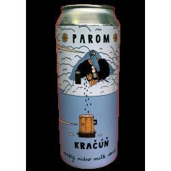 Pivo Svetlý Milk Scout  KRAČÚŇ - 15%
